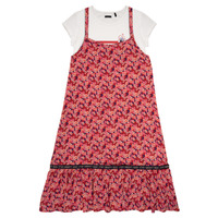 textil Pige Korte kjoler Ikks DANIA Flerfarvet
