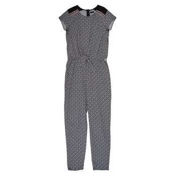 textil Pige Buksedragter / Overalls Ikks MIZZI Sort