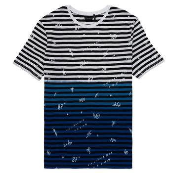 textil Dreng T-shirts m. korte ærmer Ikks DANIELO Flerfarvet