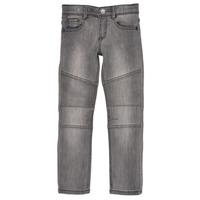 textil Dreng Smalle jeans Ikks GOELLON Grå