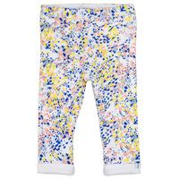 textil Pige Leggings Ikks ELIES Hvid / Flerfarvet