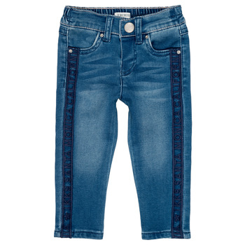 textil Pige Smalle jeans Ikks LUISIN Blå