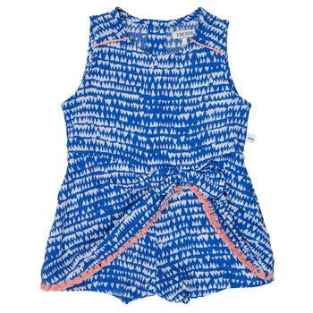 textil Pige Buksedragter / Overalls Ikks BEO Blå