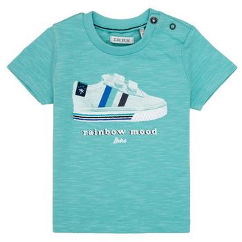 textil Dreng T-shirts m. korte ærmer Ikks MARIA Turkis