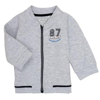 textil Dreng Sweatshirts Ikks NINA Grå