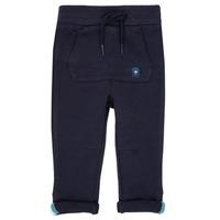 textil Dreng Træningsbukser Ikks LIVALI Marineblå