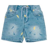 textil Dreng Shorts Ikks PONERMO Blå