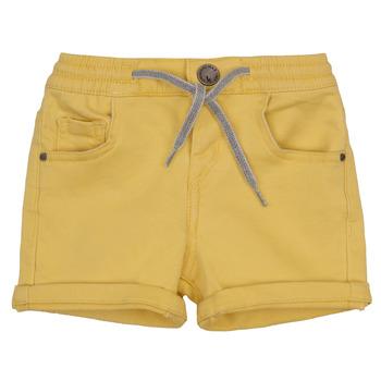 textil Dreng Shorts Ikks XAVIER Gul