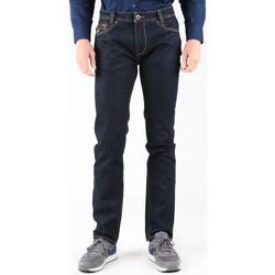 textil Herre Lige jeans Guess M21030D05B0 DRRN Navy blue