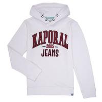textil Dreng Sweatshirts Kaporal EDER Hvid
