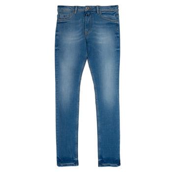 textil Dreng Lige jeans Kaporal JEGO Blå / Lys