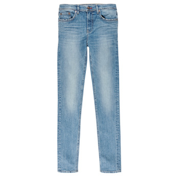 textil Dreng Smalle jeans Teddy Smith FLASH Blå / Lys