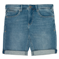 textil Dreng Shorts Teddy Smith SCOTTY 3 Blå
