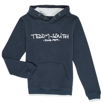 textil Dreng Sweatshirts Teddy Smith SICLASS Blå