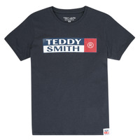 textil Dreng T-shirts m. korte ærmer Teddy Smith TOZO Marineblå