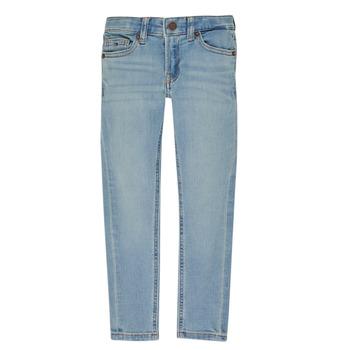 textil Dreng Smalle jeans Tommy Hilfiger SIMON Blå