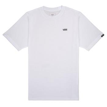 textil Dreng T-shirts m. korte ærmer Vans BY LEFT CHEST Hvid