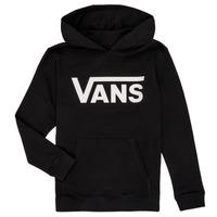 textil Dreng Sweatshirts Vans BY VANS CLASSIC HOODIE Sort