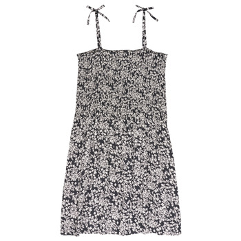 textil Pige Korte kjoler Le Temps des Cerises PUNTA Sort / Hvid