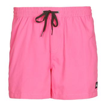 textil Herre Badebukser / Badeshorts Quiksilver EVERYDAY VOLLEY Pink