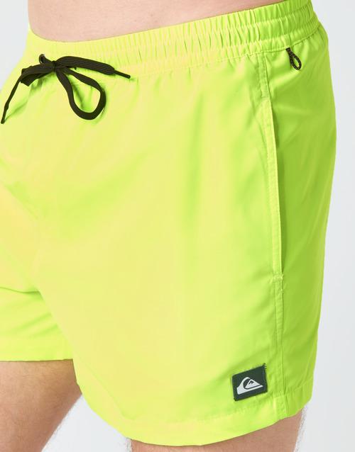 Quiksilver Everyday Volley Gul - Gratis Fragt- Textil Badetøj Herre 183