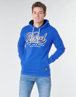 textil Herre Sweatshirts Petrol Industries Sweater Hooded Seascape