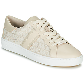 Sko Dame Lave sneakers MICHAEL Michael Kors KEATON STRIPE Beige