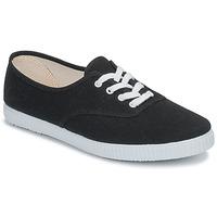 Sko Lave sneakers Yurban ARTOUM Sort