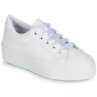 Sko Dame Lave sneakers Yurban JUNNY Hvid