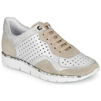 Sko Dame Lave sneakers Regard JARD V4 CROSTA P STONE Hvid / Beige