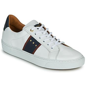 Sko Herre Lave sneakers Pantofola d'Oro ZELO UOMO LOW Hvid