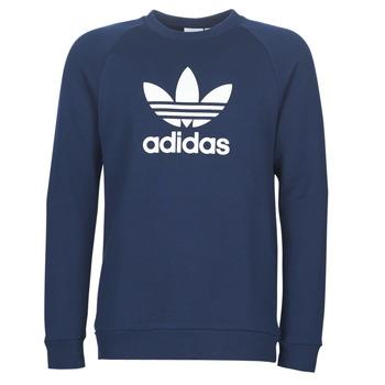 textil Herre T-shirts m. korte ærmer adidas Originals  Marineblå