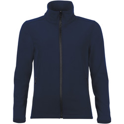 textil Dame Sportsjakker Sols RACE WOMEN SOFTSHELL Azul