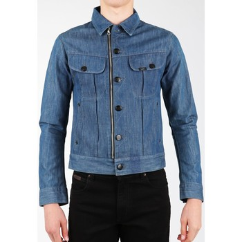 textil Herre Jakker / Blazere Lee X Biker Rider L887DNXE blue