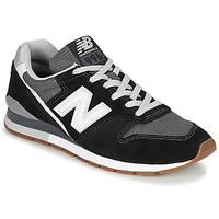 Sko Lave sneakers New Balance 996 Sort / Hvid