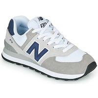 Sko Lave sneakers New Balance 574 Grå