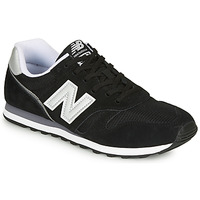 Sko Lave sneakers New Balance 373 Sort