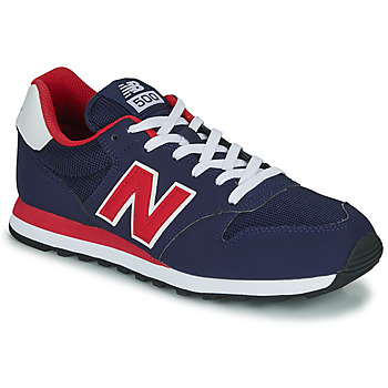 Sko Herre Lave sneakers New Balance 500 Blå / Rød