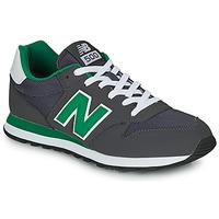 Sko Herre Lave sneakers New Balance 500 Grå / Grøn