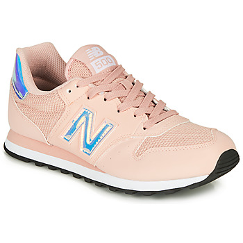 Sko Dame Lave sneakers New Balance 500 Pink
