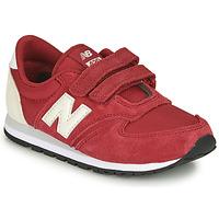 Sko Børn Lave sneakers New Balance 420 Rød