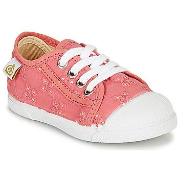 Sko Pige Lave sneakers Citrouille et Compagnie MALIKA Pink