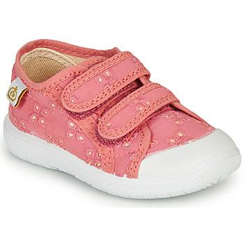 Sko Pige Lave sneakers Citrouille et Compagnie MELVINA Pink