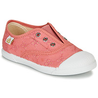 Sko Pige Lave sneakers Citrouille et Compagnie RIVIALELLE Pink