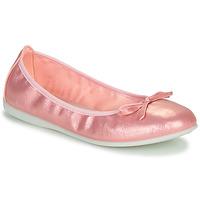 Sko Pige Ballerinaer Citrouille et Compagnie INOBALI Pink