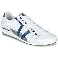 Sko Herre Lave sneakers Redskins WARREN Hvid / Blå / Grå