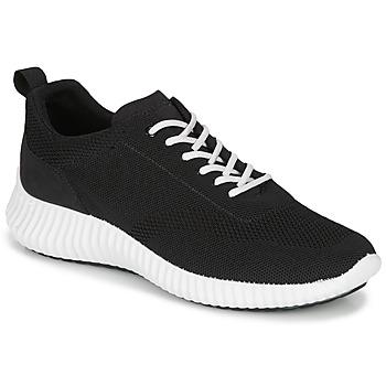 Sko Herre Lave sneakers IgI&CO 5123422 Sort