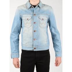 textil Herre Cowboyjakker Wrangler Denim Jacket W458QE20T blue