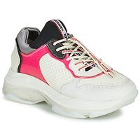 Sko Dame Lave sneakers Bronx BAISLEY Hvid / Pink