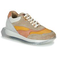 Sko Dame Lave sneakers Bronx LINKK-UP Muldvarpegrå / Pink / Grå